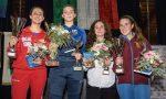 Spada femminile, Maccagno trionfa a Castellanza