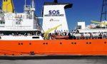 Sos Mediterranée, volontaria della Acquarius ospite in Truffini
