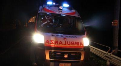 Raffica di incidenti, un morto ad Arluno SIRENE DI NOTTE