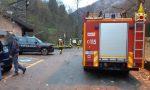 Incidente mortale sul lavoro a Curiglia