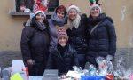 Mercato contadino, edizione con Babbo Natale FOTO