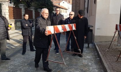 Lavori finiti: riapre la via Santo Stefano