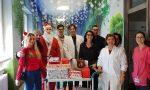 Giovani Padani natalizi, doni e regali in Pediatria a Tradate