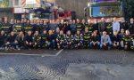 Vigili del fuoco di Legnano, un 2018 con oltre 1300 interventi