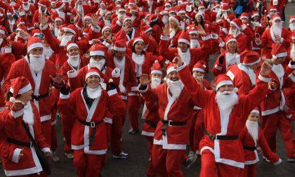 """Babbo Natale Running """"social"""" e da casa quest'anno per combattere il tumore"""