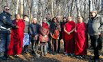 Monaci tibetani contro gli spacciatori
