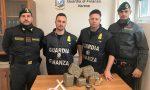 Traffico internazionale di stupefacenti: coinvolte cinque persone