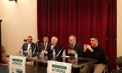 Autonomia lombarda, l'assessore regionale Galli fa il punto a Legnano