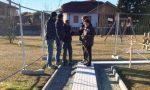 Parco Sciaredo: un'area senza barriere, il sopralluogo di Aila