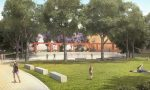 Area feste di Turate: iniziati finalmente i lavori
