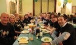 Cena dei 100 giorni: grande festa al maniero di Sant'Ambrogio FOTO