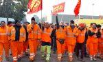 Sciopero e presidio alla Sirti contro gli 833 licenziamenti