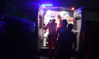 Lite in casa a Caronno Varesino finisce in ospedale: marito con ustioni di secondo grado