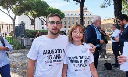 Abusato da un prete, lettera a Papa Francesco