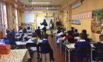 La Polizia locale in classe per l'educazione stradale