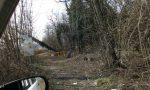 Aumentano i rifiuti abbandonati a  Nerviano FOTO