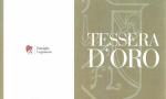 Tessera d'Oro all'imprenditore Alfonso Dolce