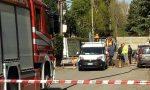Fuga di gas a San Vittore Olona, residenti evacuati FOTO