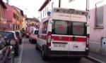 Cade in cantiere, paura in via Lazzaretto a Nerviano FOTO