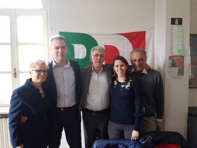 Mauro Prestinoni schiera i suoi: Pd e Noi Abitiamo Tradate pronti al voto