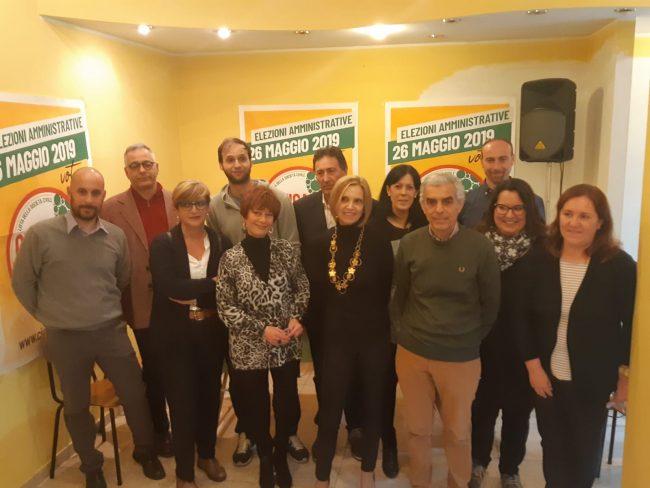 Elezioni San Vittore, ecco la squadra di Daniela Rossi