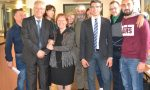 Maria Pia Colombo eletta sindaco di Bernate Ticino FOTO