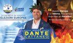 Elezioni europee, il leghista Dante Cattaneo tra Inferno e Paradiso