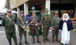 Associazioni in piazza a Saronno, salto nel tempo a cent'anni fa FOTO E VIDEO