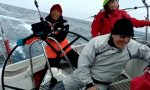 Regata Ruta del Sal, nella bufera tra onde alte 5 metri e una barca ingovernabile