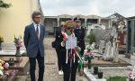 Walter Tobagi ricordato al cimitero di Cerro Maggiore dove riposa