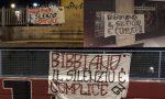 Bibbiano, blitz di Gioventù nazionale contro il Pd