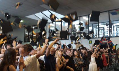 Diploma Day al Torno: in 10 hanno ottenuto il 100 – LE FOTO