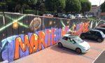 Murales danneggiato, la condanna del Comune di Saronno