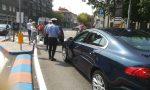 Scontro tra auto a Legnano: tre feriti e traffico in tilt