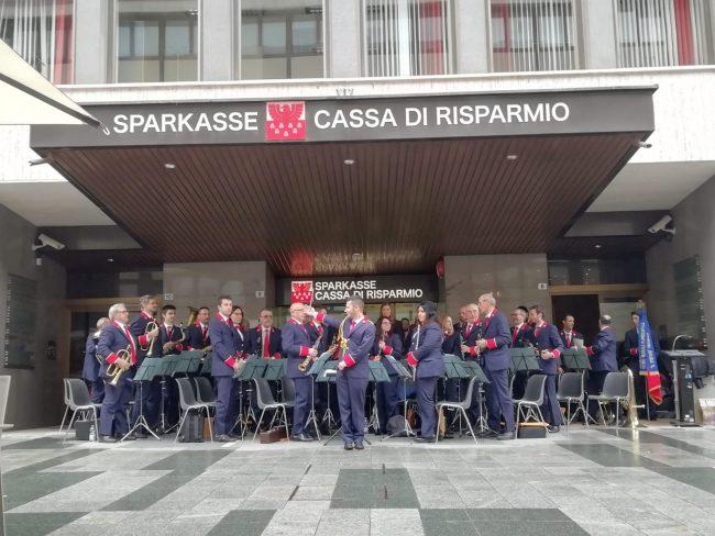 Festa dell'Uva a Merano: la Banda S. Stefano tra i protagonisti – FOTO