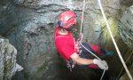 Soccorso speleologico, selezioni a novembre in Lombardia