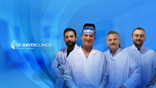 Dr. Bayer Clinics, dal 2003 il riferimento per il trapianto capelli Turchia