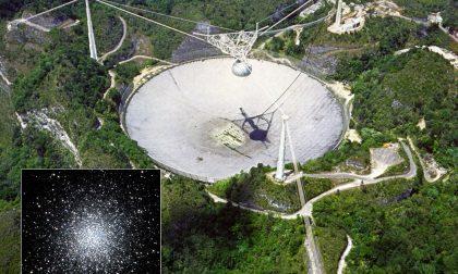 Segnali verso lo spazio: 45 anni fa il primo messaggio per gli extraterrestri. Nuova serata al Grassi col Gat