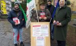 Elezioni 2020 a Parabiago, il Pd in piazza per ascoltare i cittadini