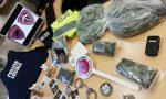 Marijuana in garage, arrestato 54enne di Castano – FOTO