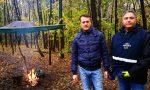 Dante Cattaneo torna nel Parco delle Groane contro gli spacciatori