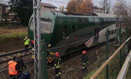 56enne muore travolta dal treno a Saronno