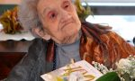 Antonietta Gasparri compie 100 anni LE FOTO