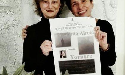 """""""Tornare"""", in biblioteca si presenta il nuovo libro di Elisabetta Airoldi"""