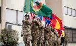 Emergenza coronavirus, il ringraziamento della base NATO di Solbiate VIDEO