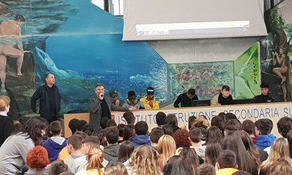 I ragazzi del carcere Beccaria incontrano il Torno
