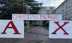 Christian Burns in visita agli studenti del Maggiolini
