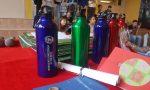 Stop plastica, anche alle scuole di Venegono Superiore arrivano le borracce
