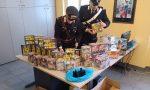 Botti illegali sequestrati a Lonate: in garage un arsenale da 40 chili VIDEO