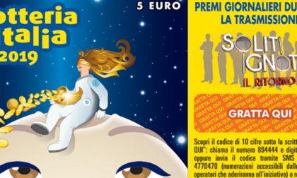 Lotteria Italia, la Dea Bendata torna a Ferno anche quest'anno